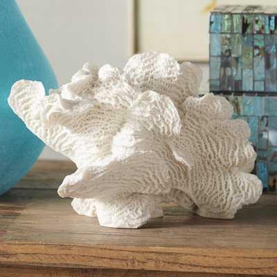 Decorative Palancar Coral Table Décor Figurine - Wayfair
