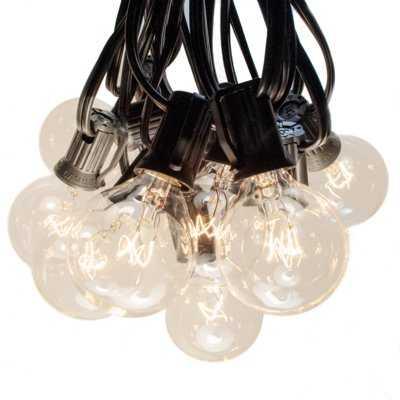 25 ft. 25-Light Globe String Light - AllModern