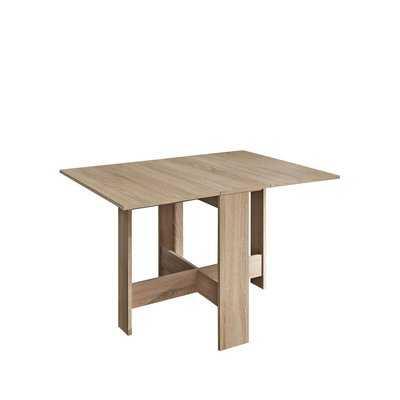 Astrid Foldable Dining Table - Wayfair