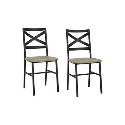 Madelyn Dining Chair- set of 2 - Wayfair