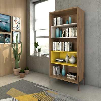Alviso Standard Bookcase - Wayfair