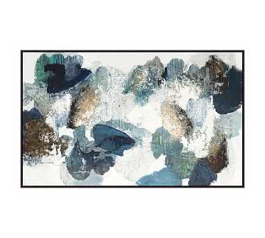 "Persephone Framed Canvas, 47"" x 29"" - Pottery Barn"