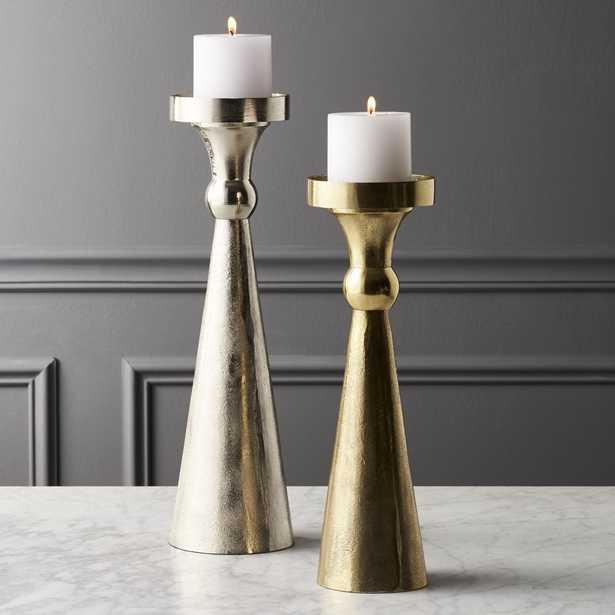 Franke Pillar Candle Holders Set of 2 - CB2