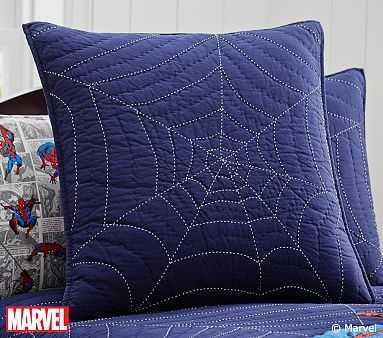 Spider-Man(TM) Euro Sham - Pottery Barn Kids