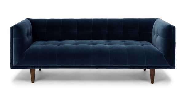 Cirrus Cascadia Blue Sofa - Article