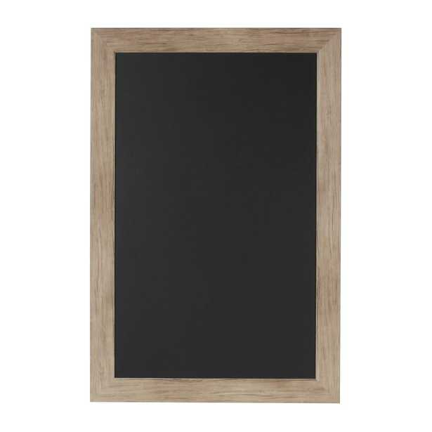 DesignOvation Beatrice Chalkboard Memo Board - Home Depot