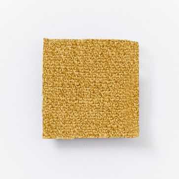 Upholstery Fabric by the Yard, Twill, Dark Horseradish - West Elm