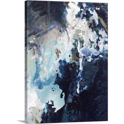 Kari Taylor Deep Blue Pool Crop by Kari Taylor - Wrapped Canvas Print - AllModern