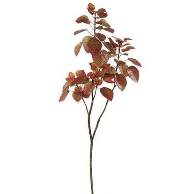 Artificial Cotinus Coggygria Folia Branch - Wayfair