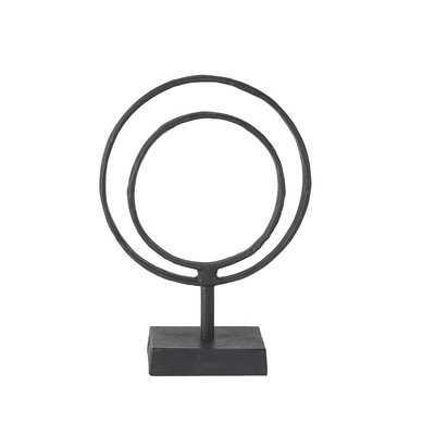 Gwendoline Ring Object Decor Sculpture - Birch Lane