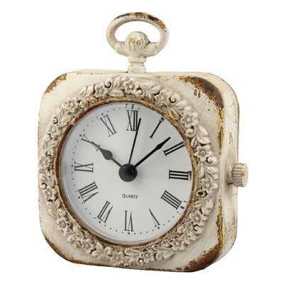 Pettine Tabletop Clock - Wayfair