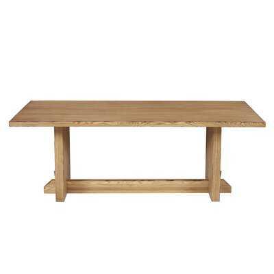 Grange Solid Wood Dining Table - Wayfair