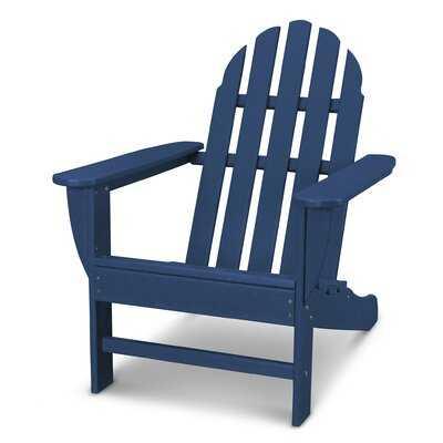 Classic Adirondack Chair - Birch Lane