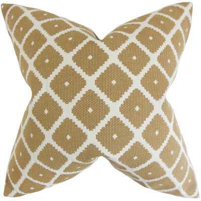 Fallon Geometric Cotton Throw Pillow Cover - Wayfair