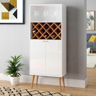 Lemington Bar Cabinet - Wayfair