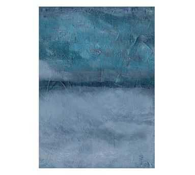 Visions Of Blue Canvas - Pottery Barn