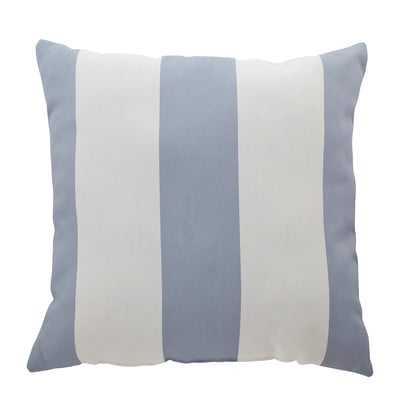 Outdoor Pillow Vertical Stripe - Wayfair