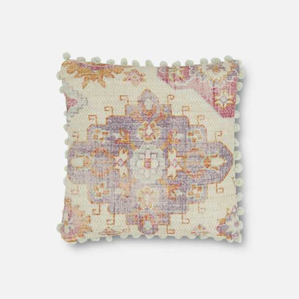 PILLOWS - PINK / MULTI - Loma Threads
