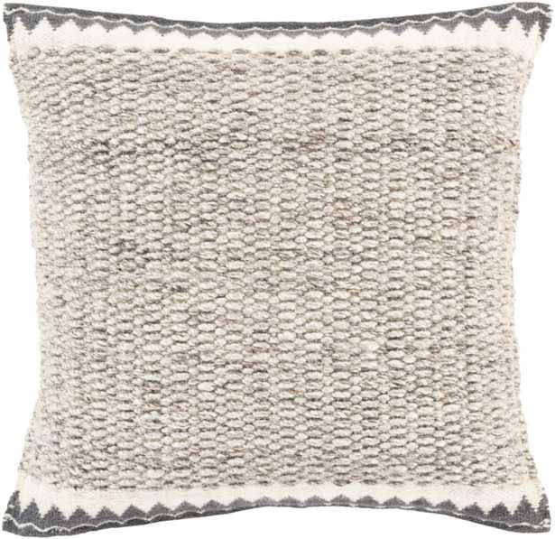 """Aislinn Pillow Cover, 18"""" x 18"""" - Cove Goods"""