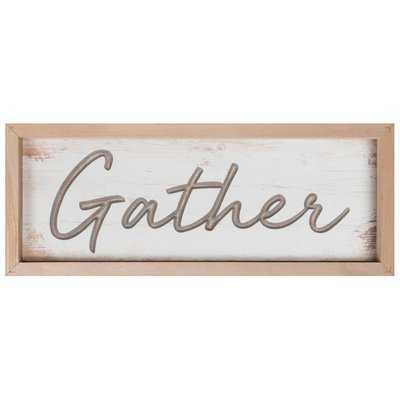 Gather Wall Décor - Birch Lane