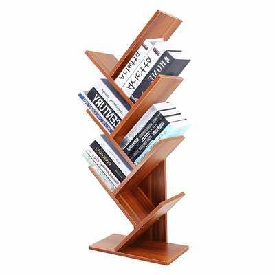 Tewksbury 3 Tier Shelf Display Ladder Bookcase - Wayfair