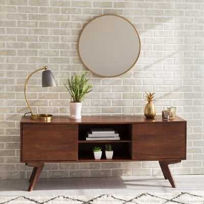 Holzer TV Stand for TVs up to 55 - Wayfair