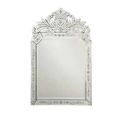 Victoria Accent Mirror - Wayfair