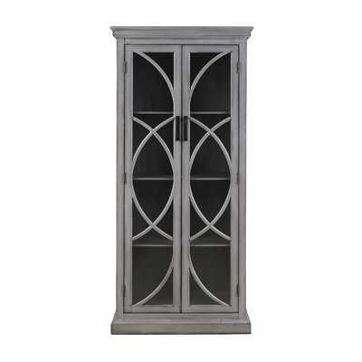 Dashiell Curio Cabinet - Wayfair
