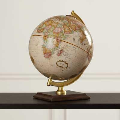 World Globe - Birch Lane