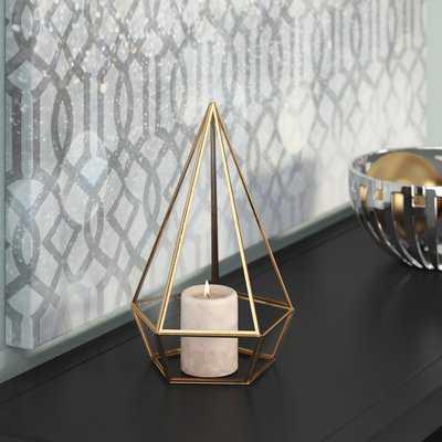 Lanterns Brass Terrarium - AllModern
