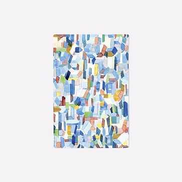 MTO Roar + Rabbit x Diego Olivero Hillside Rug, Multi, 4x6 - West Elm