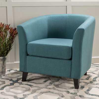Dorset Barrel Chair - Wayfair