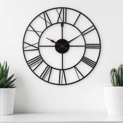 "Fraley 20"" Wall Clock - Wayfair"