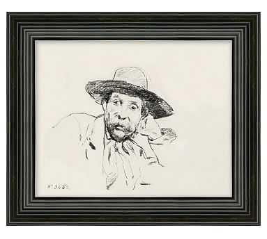 "Winslow Framed Print, 13 x 11"" - Pottery Barn"