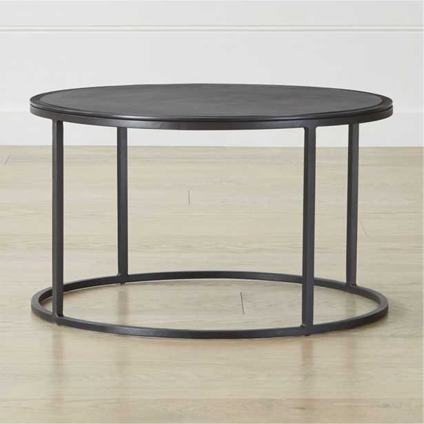 Knurl Small Coffee Table - Crate and Barrel