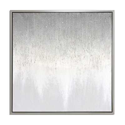 'Twilight' Framed Painting on Canvas - Wayfair