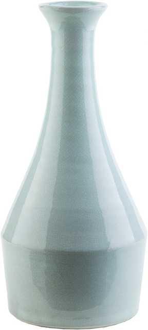 Adessi 5.91 x 5.91 x 13.39 Table Vase - Neva Home
