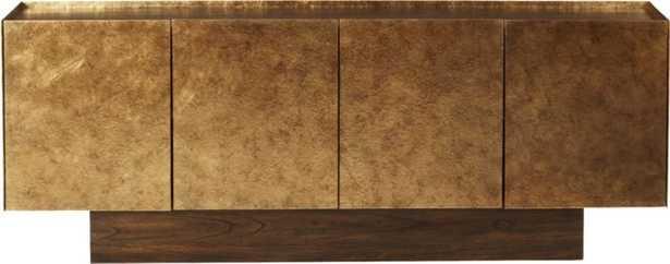 Kinzie Wood Credenza - CB2