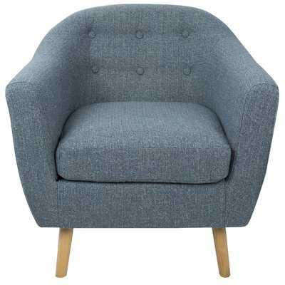 Henley Barrel Chair - AllModern