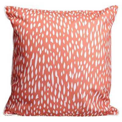 Stevensville Coral Throw Pillow - Wayfair