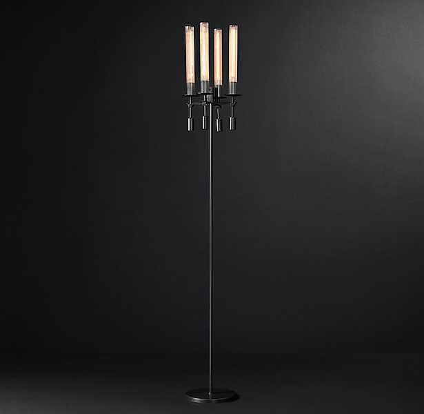 FONTANELLE FLOOR LAMP - BRONZE - RH