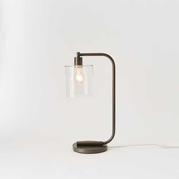Lens Table Lamp - West Elm
