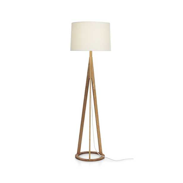 Jackson Floor Lamp - Crate and Barrel