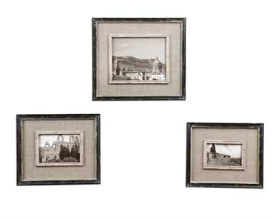 Kalidas, Photo Frames, S/3 - Hudsonhill Foundry