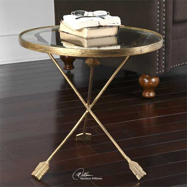 Aero, Accent Table - Hudsonhill Foundry