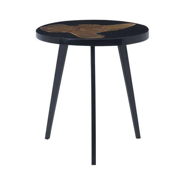 Alemann Accent Table - Rosen Studio