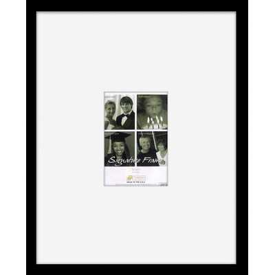 Life's Great Moments Signature Picture Frame -Black - Wayfair