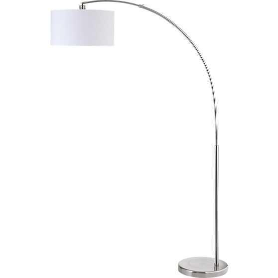 Big dipper arc floor lamp - CB2