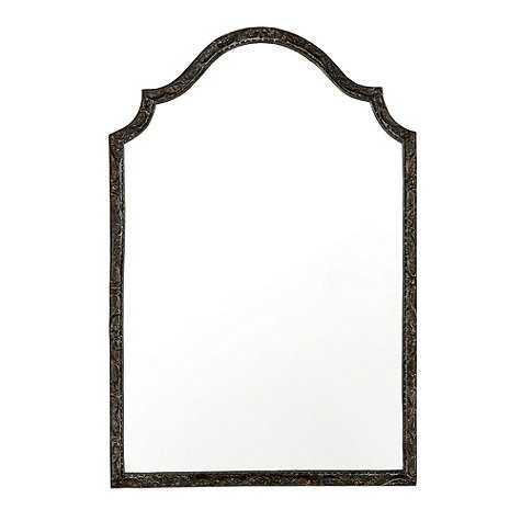 """Rosamund Mirror - Oil Rubbed Bronze - 72"""" x 26"""" - Ballard Designs"""
