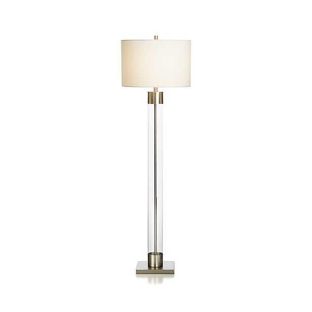 Avenue Floor Lamp - Crate and Barrel